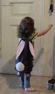 Angies Kleiderschrank, Kinder Turnbeutel
