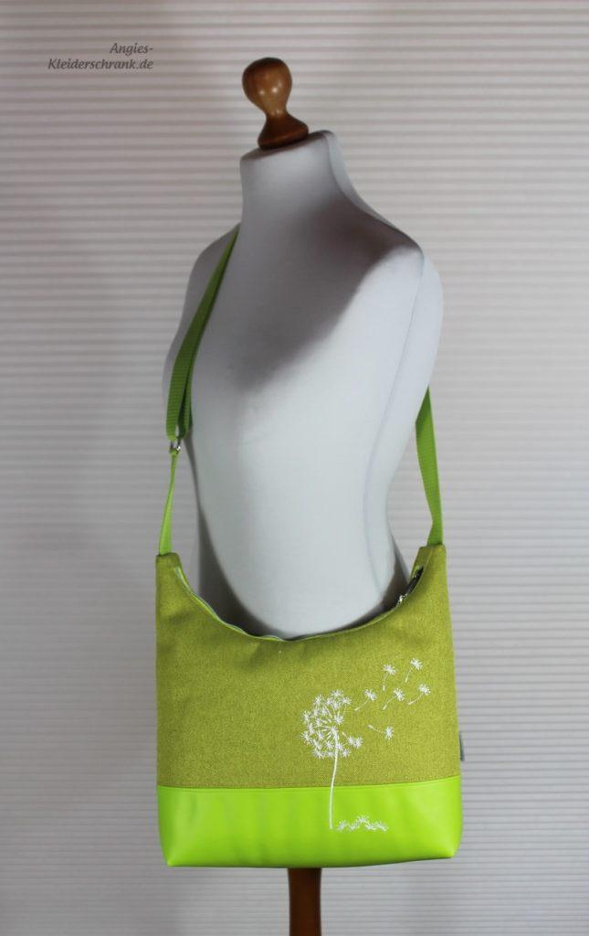 Angies Kleiderschrank, Alle Drin, Pusteblume grün