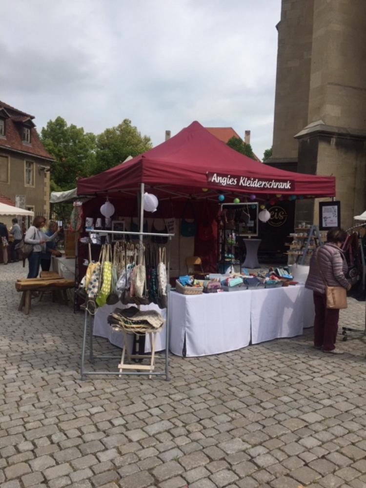 Angies Kleiderschrank, Stand Naumburg, Meistermarkt