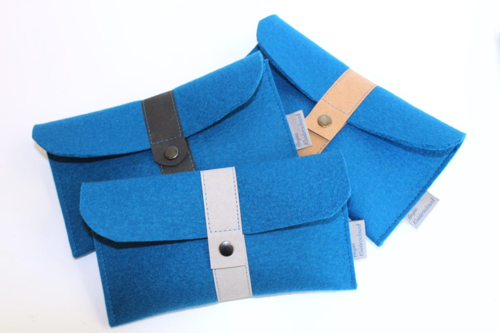 Angies Kleiderschrank, Filztaschen