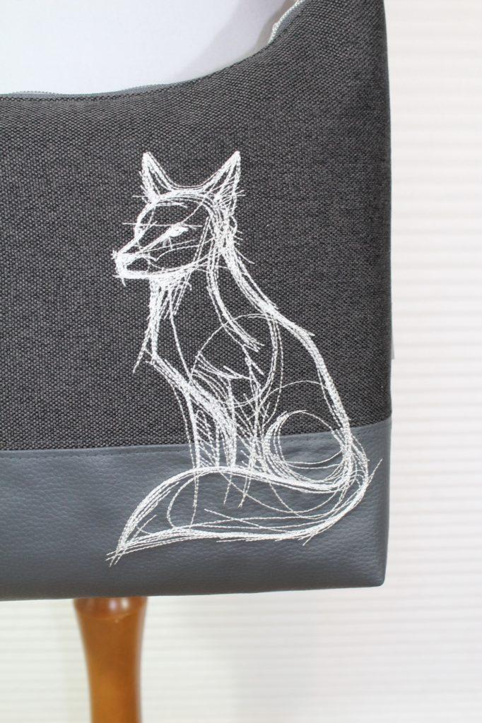 Angies Kleiderschrank, Alles Drin mit Sketchwork Fuchs
