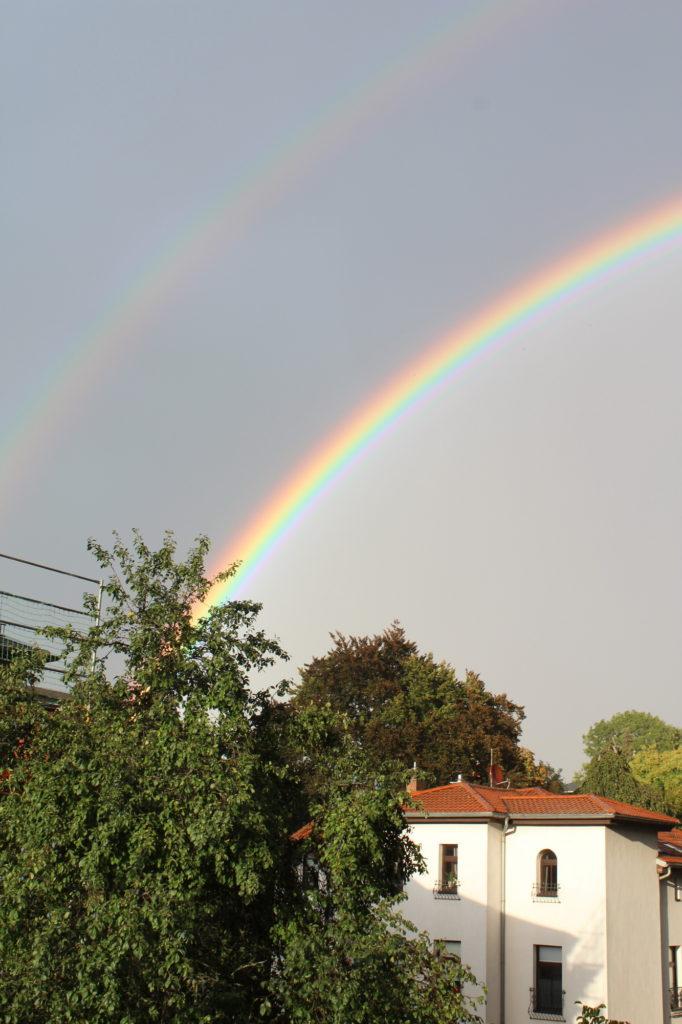 Angies Kleiderschrank, Regenbogen